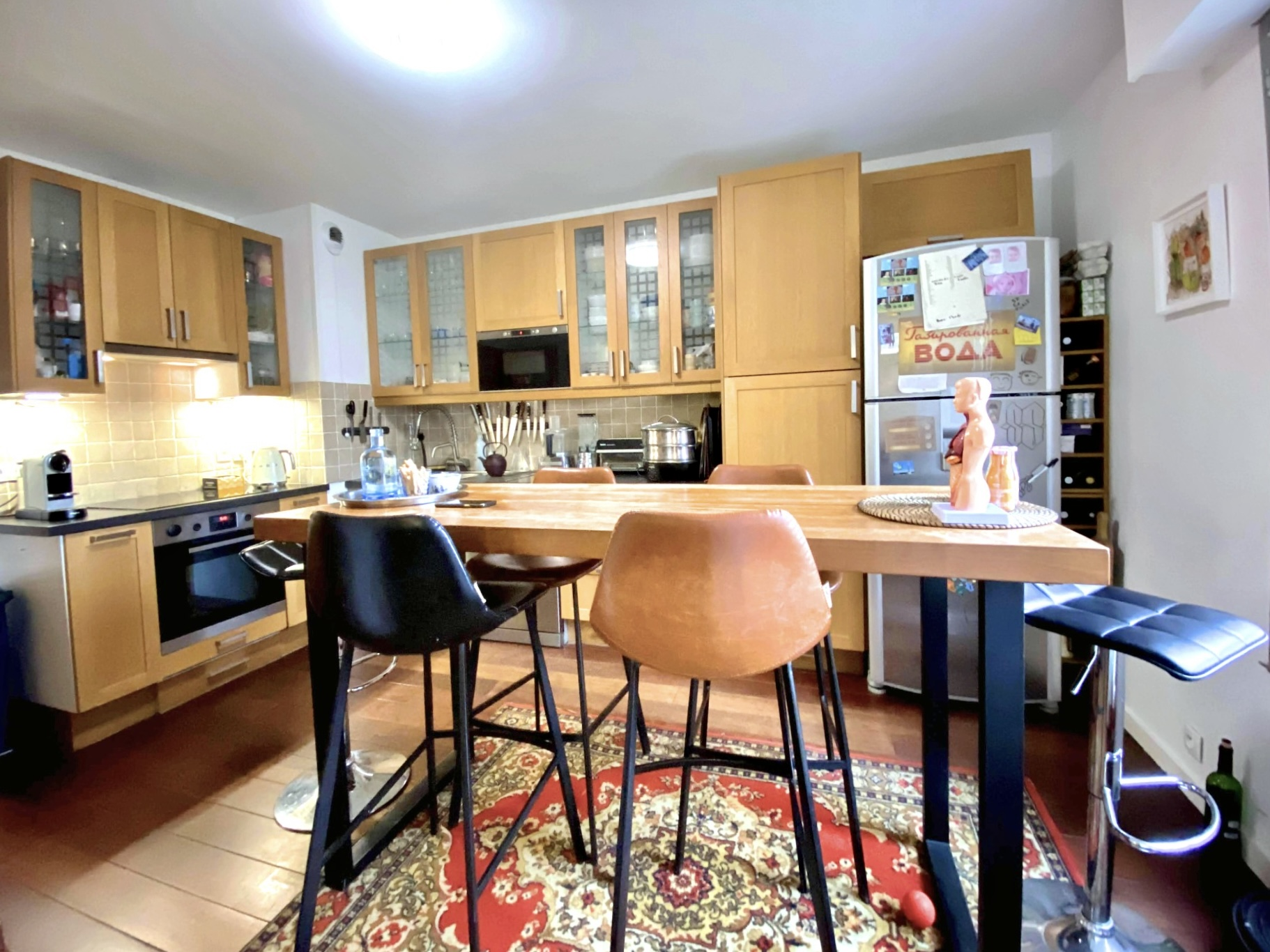 photo-cuisine-dinatoire-appartement-4-pieces-a-vendre-suresnes-la-clef-des-villes