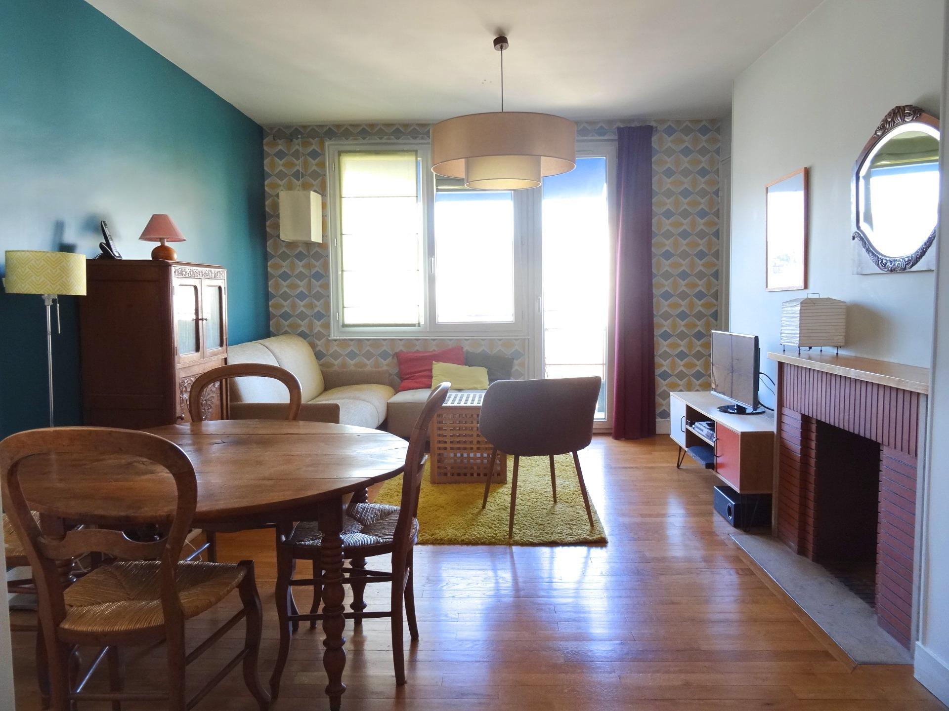 cheminee-location-meublee-boulogne- la-clef-des-villes-agence-immobiliere-boulogne
